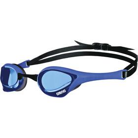 arena Cobra Ultra Swipe Beskyttelsesbriller, blå/sort